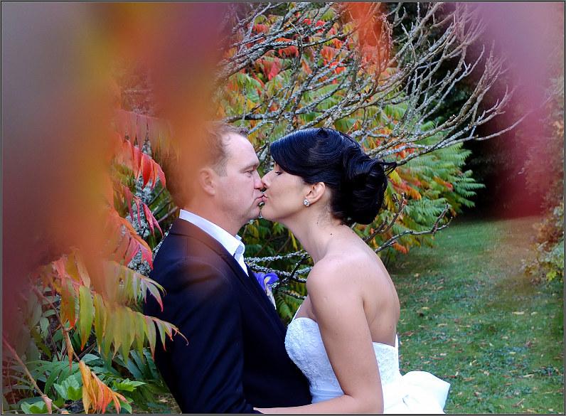vestuvinė fotosesija parke