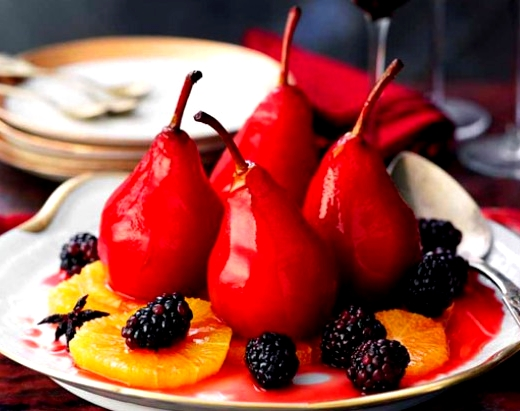 Slimming world: Slimming World's spiced pears
