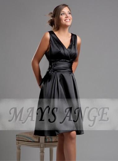 may 39 s ange le blog faut il pr f rer une robe bustier ou avec des bretelles. Black Bedroom Furniture Sets. Home Design Ideas