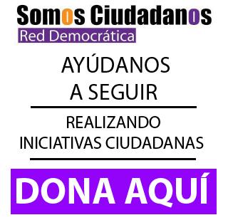 Dona a Somos Ciudadanos