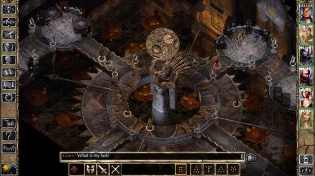 Baldur's Gate 2 PC Games Gameplay