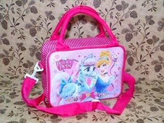 Disney Princess Travel Bag Anak