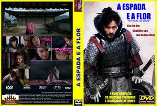 A ESPADA E A FLOR - SÉRIE DE TV