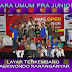 Taekwondo Karanganyar Juara Umum 2 Kejuaraan PMS Open Piala Gubernur