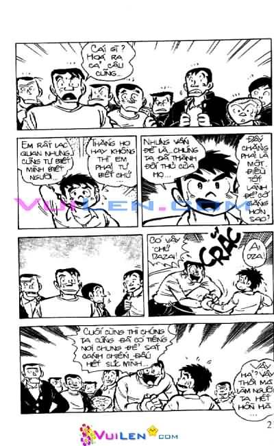 Jindodinho - Đường Dẫn Đến Khung Thành III  Tập 6 page 21 Congtruyen24h