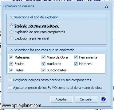 Opus Planet Catálogo de fletes y subcontratos propio