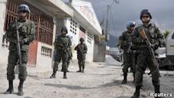 Haiti ocupado