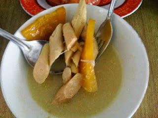 Makanan Khas Indonesia Juhu Singkah