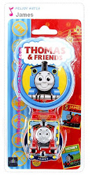 Thomas 3D hand musical Watch-red
