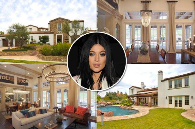 Kylie Jenner's House!