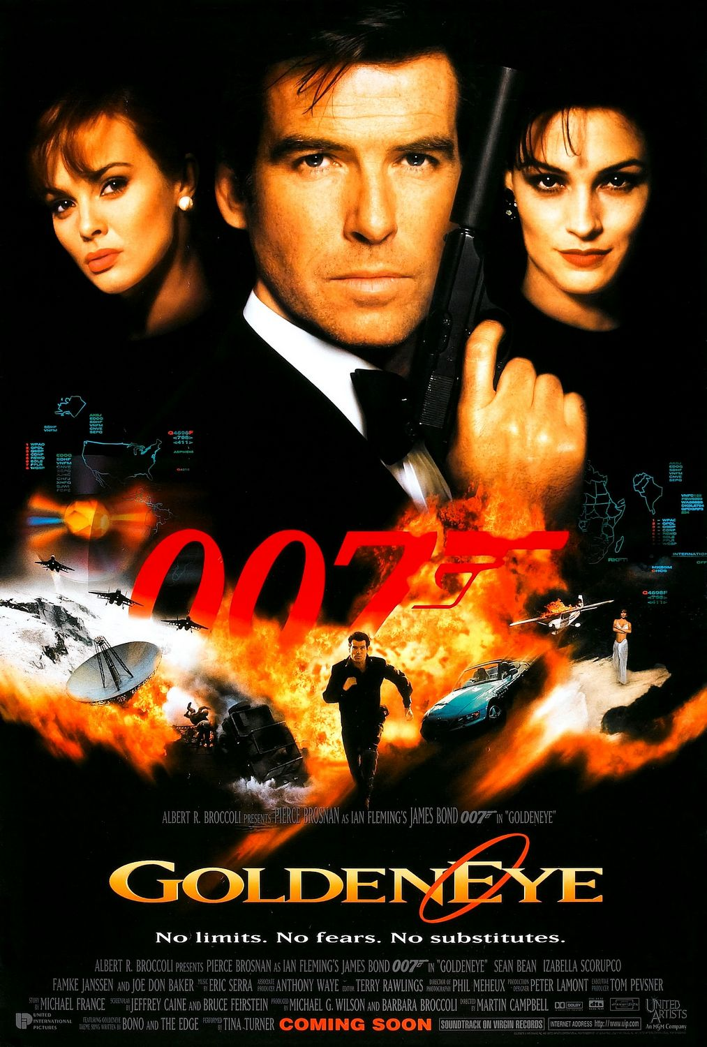 The Single Minded Movie Blog Goldeneye 1995