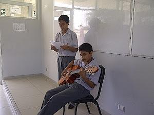 Un momento musical