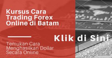 Kursus Trading Forex di Batam