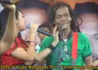 Download Video Dangdut Duet - Gala Gala Rena KDI ft Shodiq 3gp