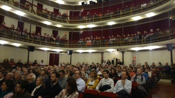 "LLenazo en Segovia para ver ""Frankenstein 04155"""