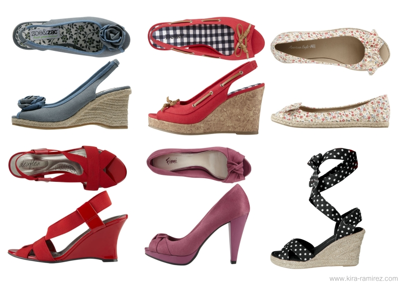 Will you be purchasing any of these over at Payless? :)