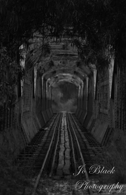 Μεταλλική Γέφυρα Τρένου