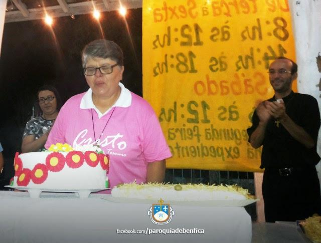irmã amália comunidade missionária providência santíssima