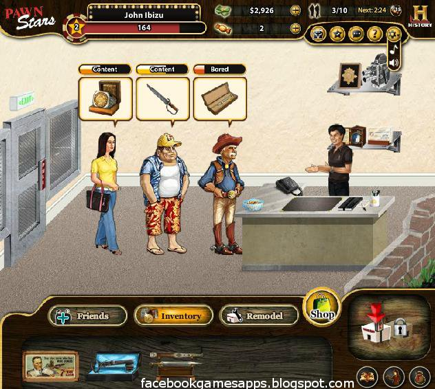 pawn star game app