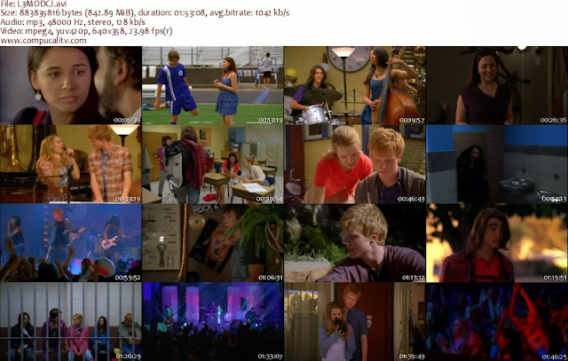 Lemonade Mouth DVDRip Español Latino