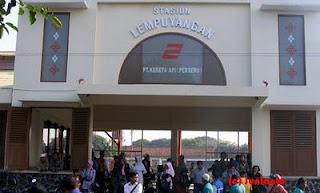 5 Stasiun Tertua di Indonesia