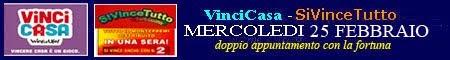 VinciCasa  | SiVinceTutto | Febbraio |  2015