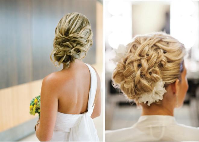 Amazing 8 Updo Hairstyles For Wedding Photo