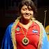 Billar: Nicaragua celebra bronce de Karen García en Mundial en Alemania