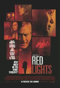 Sinopsis dan Review Film Red Lights 2012
