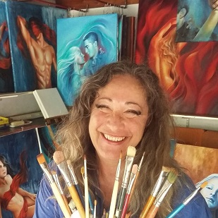 Liliana Marescalchi- Artista plástica