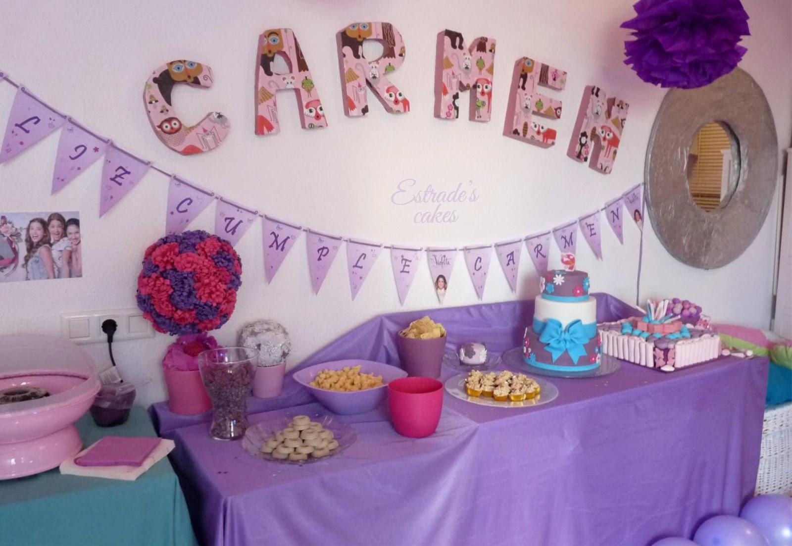 mesa dulce Violetta - 3