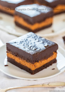 37 pumpkin recipes pumpkin brownies