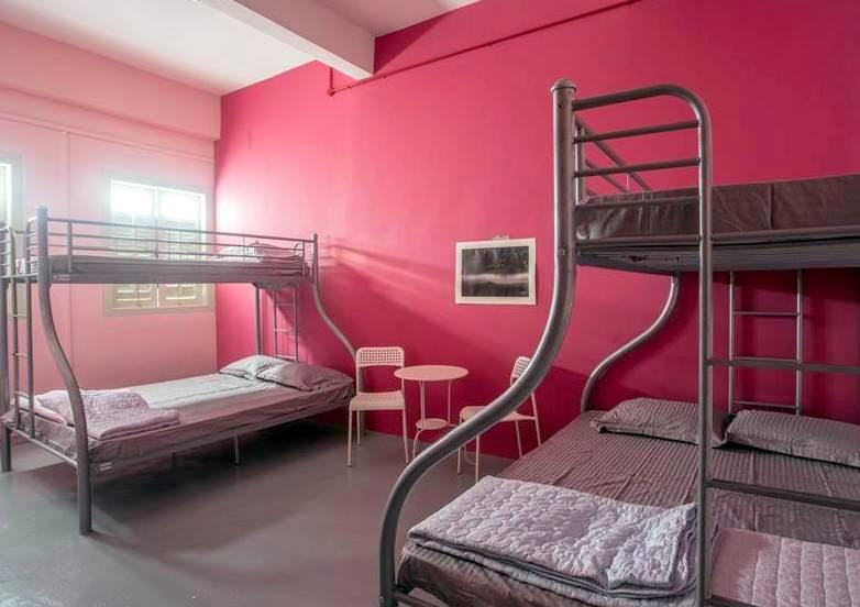 Kamar Di Joyfor Backpackers Hostel Foto Diambil Dari Agoda
