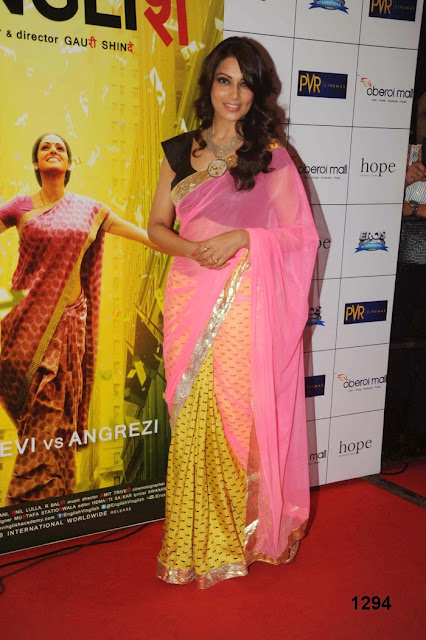 bipasha basu english vinglish premiere