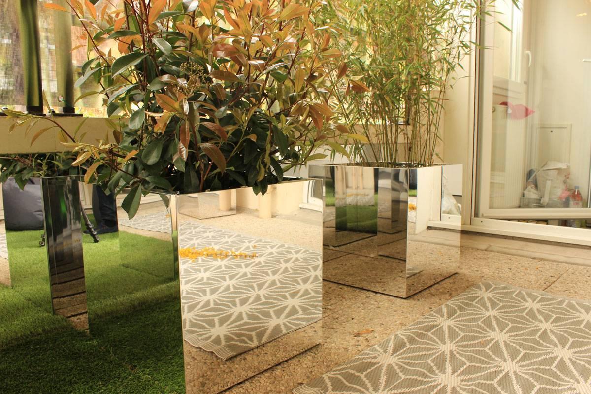 Artwall and co vente tableau design d coration maison for Cache pot design interieur