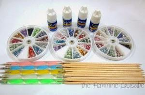 Grosir Dotting Tools Nail Art Pen Alat Lukis Kuku Diskon Harga Murah
