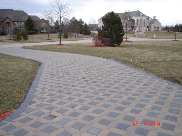 Brick Driveways