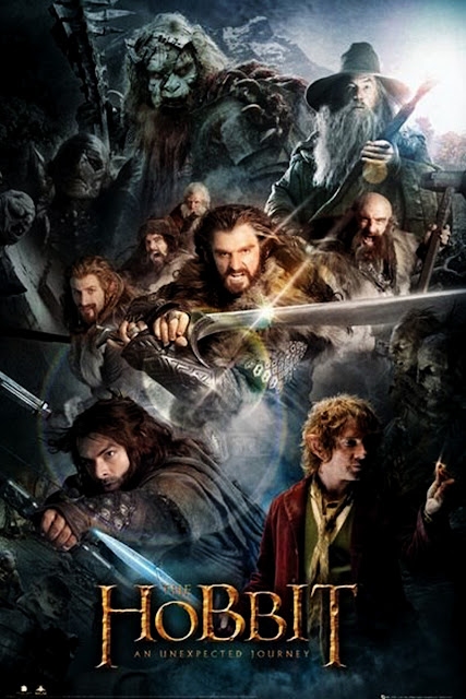 The Hobbit an Unexpected Journey Latest Poster