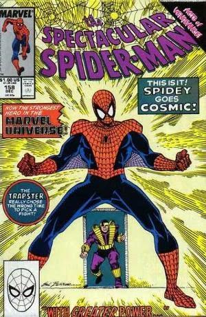 Spectacular Spider-Man #158 image