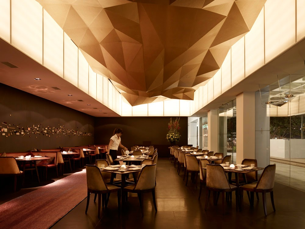 Modern Restaurant Interior Designs - Best Interior