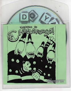 Chattanooga, Do Ya Hear We, Menace, compilation cd