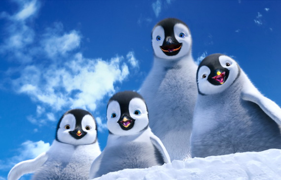 Happy Feet Two, Photograph