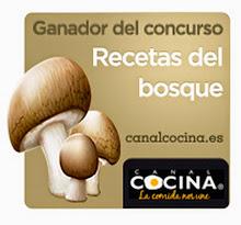 GANADORA DEL CONCURSO