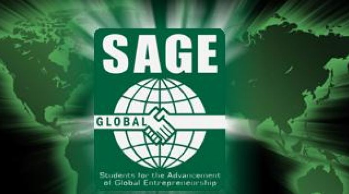 The SAGE mission is to create the next generation of entrepreneurial leaders