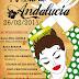 Cartel Dia de Andalucia - La Roca del Vallès