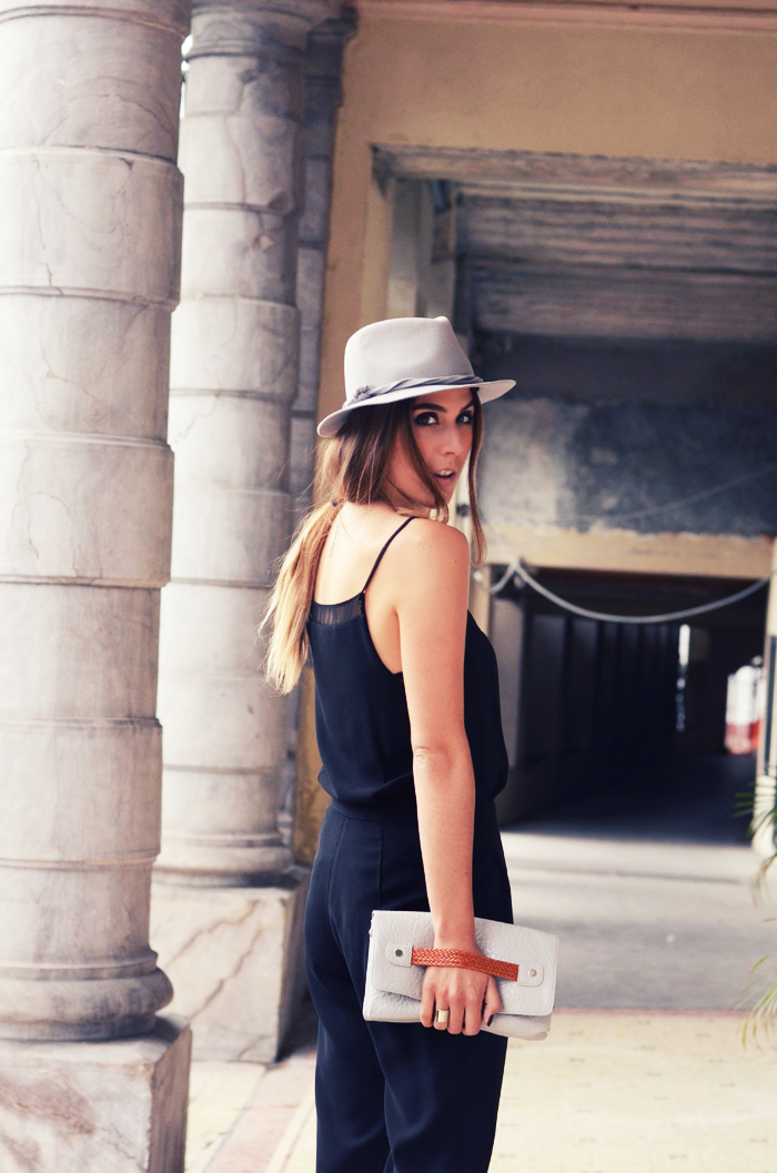 alison liaudat, blog mode suisse, fashion blogger, overall, zara, hat, switzerland, trend