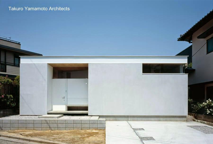 Arquitectura de casas moderna casa residencial for Estilo de casa minimalista