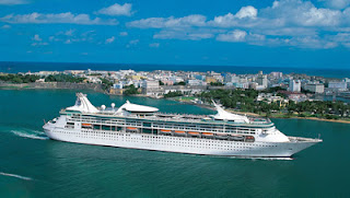 Royal Caribbean;s Enchantment of the Seas