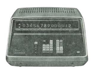 SHARP CS-31A számológép