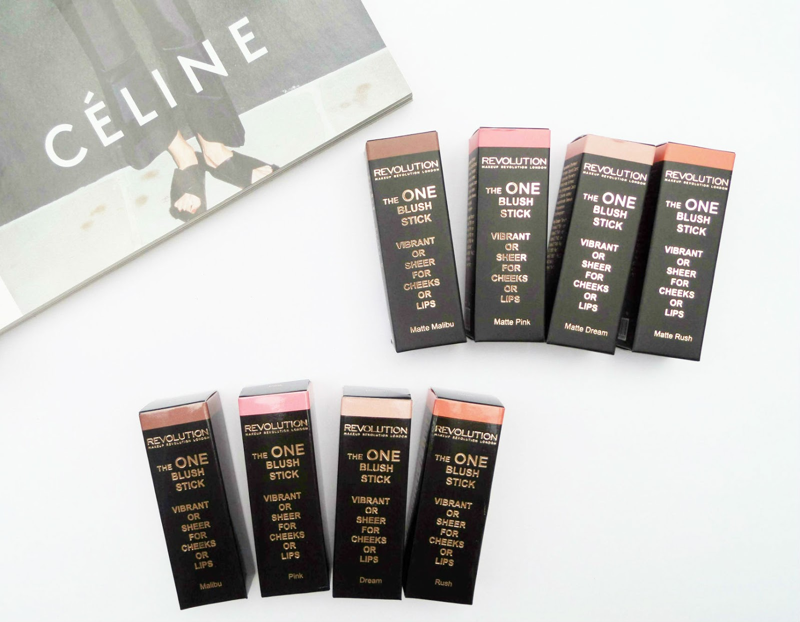 The Makeup Revolution 'The One' Blush Sticks Reviews